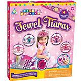 Sticky Mosaics Kreativset Funkelnde Juwelen-Diademe