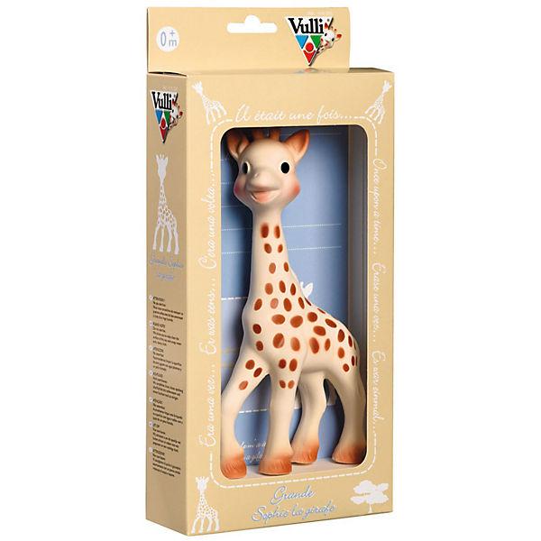 Игрушка жираф для новорожденных