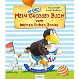 Mein erstes großes Buch vom kleinen Raben Socke, Sammelband