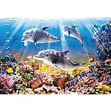 """Пазл """"Дельфины"""", 500 деталей, Castorland"""