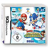 NDS Mario & Sonic bei den Olympischen Winterspielen