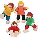 """Куклы """"Ребятки"""", 4 в 1, goki"""