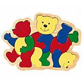 GOLLNEST & KIESEL Пазл Три медведя