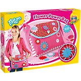 Kreativset Kreativset Tasche gestalten Flower Power Bag