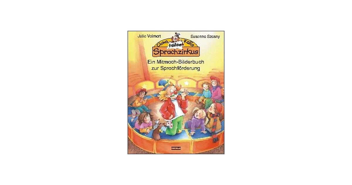 Buch - Clown Kallis fröhlicher Sprachzirkus