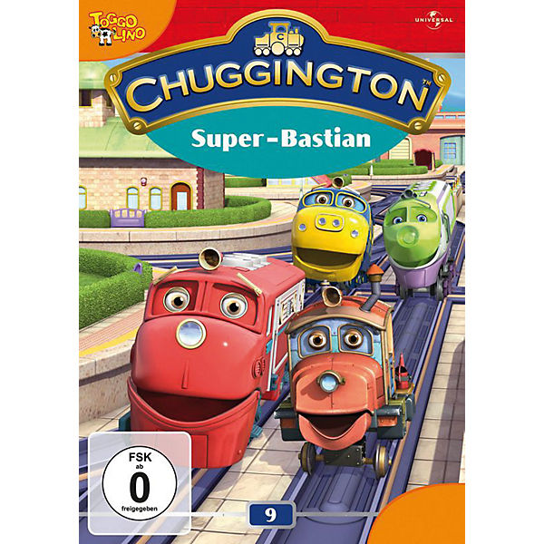 DVD Chuggington - Vol. 9