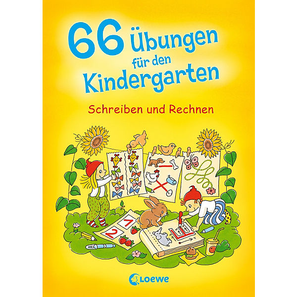 66 bungen f r den kindergarten sammelband loewe verlag mytoys. Black Bedroom Furniture Sets. Home Design Ideas