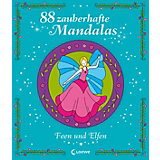 88 zauberhafte Mandalas: Feen und Elfen, Sammelband