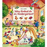 Was findest du im Kindergarten?