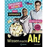 Wissen macht Ah!: EXPLOSIONSGEFAh!R - Famose Experimente mit Shary und Ralph