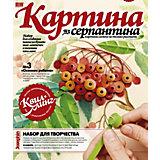 "Квиллинг ""Осенняя рябина"", Фантазер"
