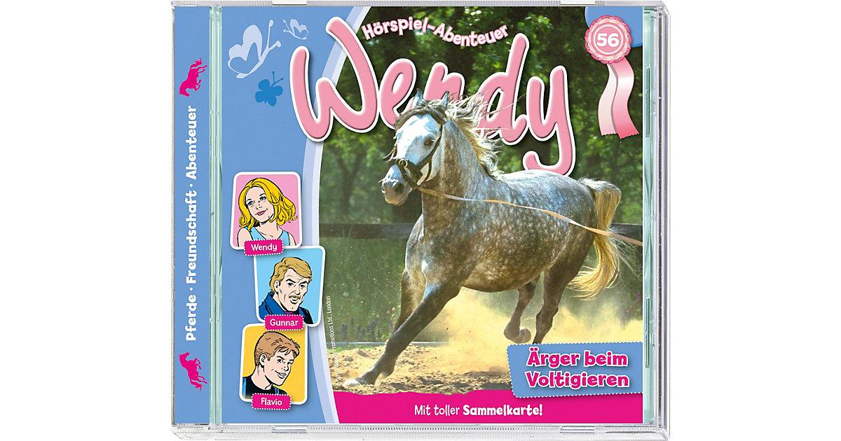CD Wendy 56 - Ärger beim Voltigieren Hörbuch