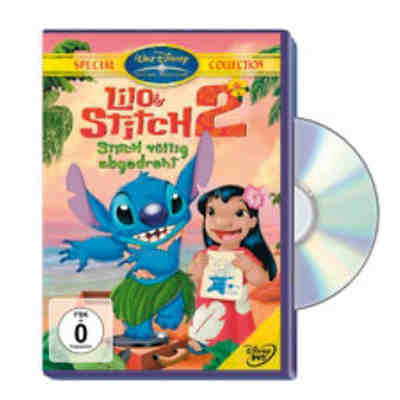 DVD Disney's - Lilo & Stitch 2