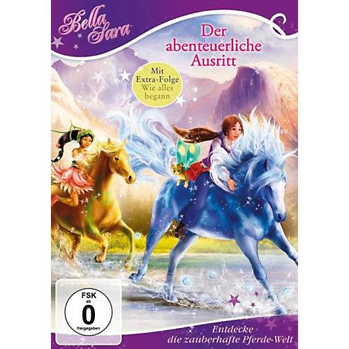 DVD Bella Sara: Der abenteuerliche Ausritt