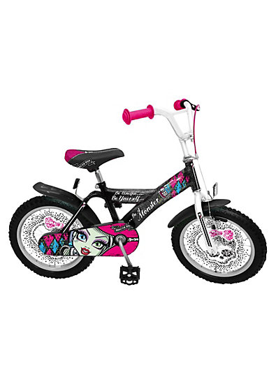 monster high fahrrad 16 zoll stamp mytoys. Black Bedroom Furniture Sets. Home Design Ideas