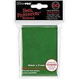Sammelkarten Kartenschutzhülle Matrix Green (50)