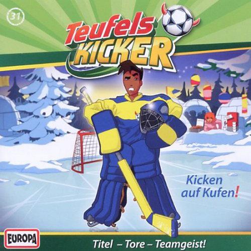 CD Teufelskicker 31 - Kicken auf Kufen Hörbuch