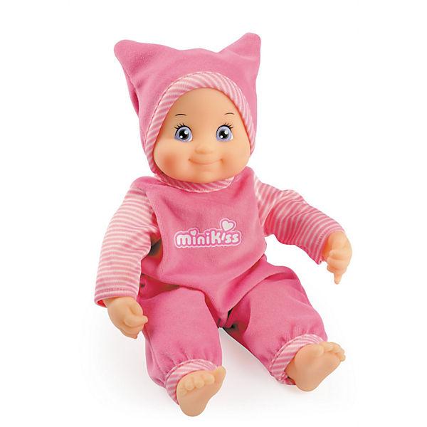 Smoby Кукла Minikiss 27 см.