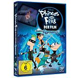 DVD Disney Phineas und Ferb DER FILM: Quer durch die 2. Dimension