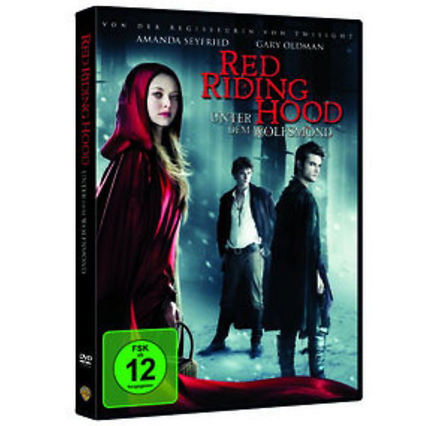 DVD Red Riding Hood (Kinofassung)