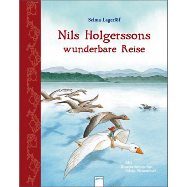 Nils Holgerssons wunderbare Reise, mit Audio-CD