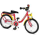 PUKY Fahrrad Z 8, 18 Zoll, rot