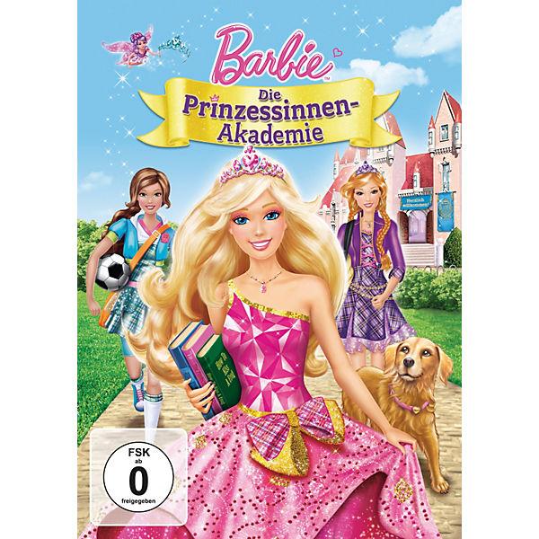 DVD Barbie - Die Prinzessinnen- Akademie, Barbie   myToys