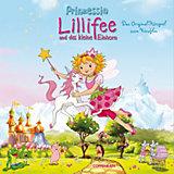CD Prinzessin Lillifee und das kleine Einhorn (Hörspiel zum Kinofilm)