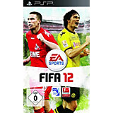 PSP Fifa 12