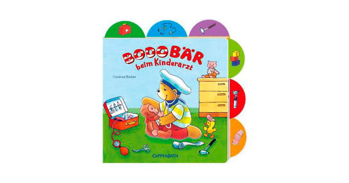 Buch - Bodo Bär beim Kinderarzt
