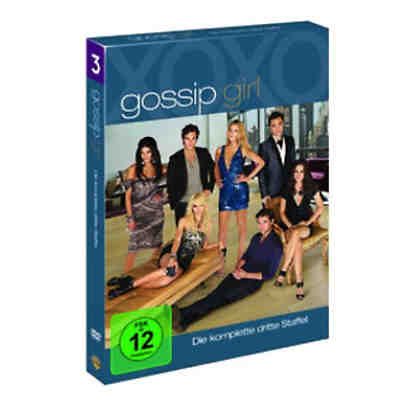 DVD Gossip Girl - Season 3