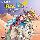 CD Hexe Lilli 23/Die Reise nach Mandolan