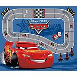 Kinderteppich Cars Racetrack, 95 x 133 cm