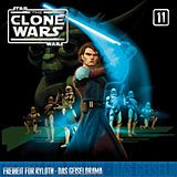 CD Star Wars - The Clone Wars 11 Freiheit für Ryloth / Geiseldrama
