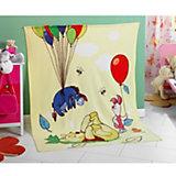 Kuscheldecke Winnie the Pooh, Free Day, 130 x 170 cm