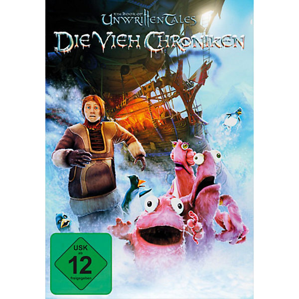PC The Book of Unwritten Tales: Die Vieh Chroniken