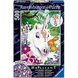 Sparkling Unicorn - 500 Piece Puzzle