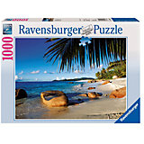 Under Palm tress - 1000 Piece Puzzle