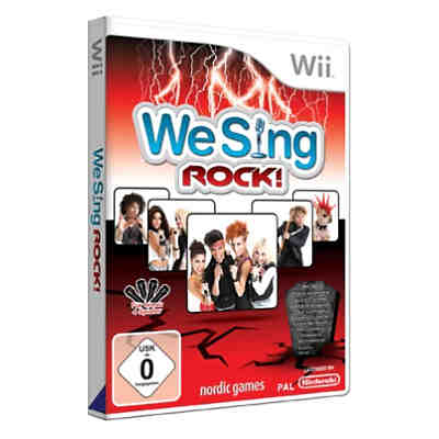 Wii We Sing Rock!
