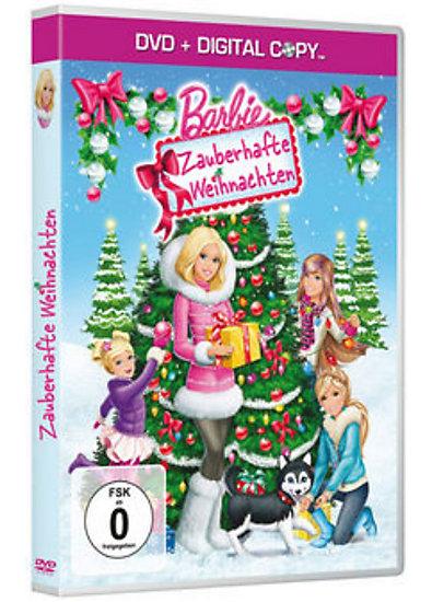 dvd barbie zauberhafte weihnachten universal pictures. Black Bedroom Furniture Sets. Home Design Ideas