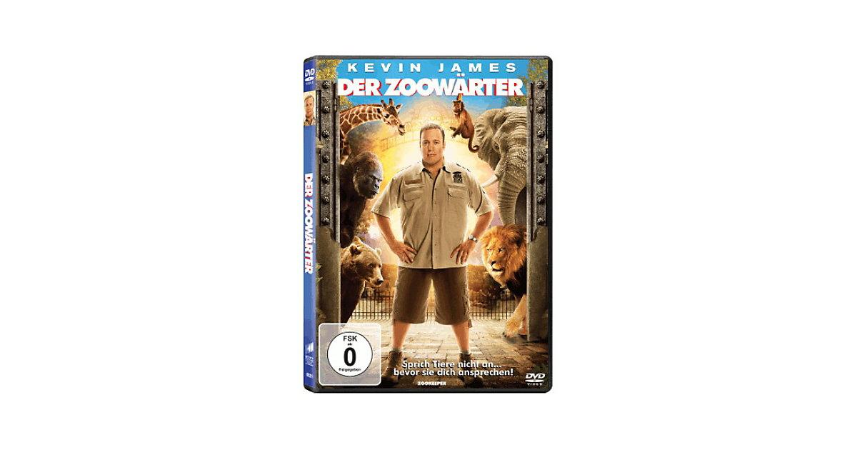 DVD Der Zoowärter