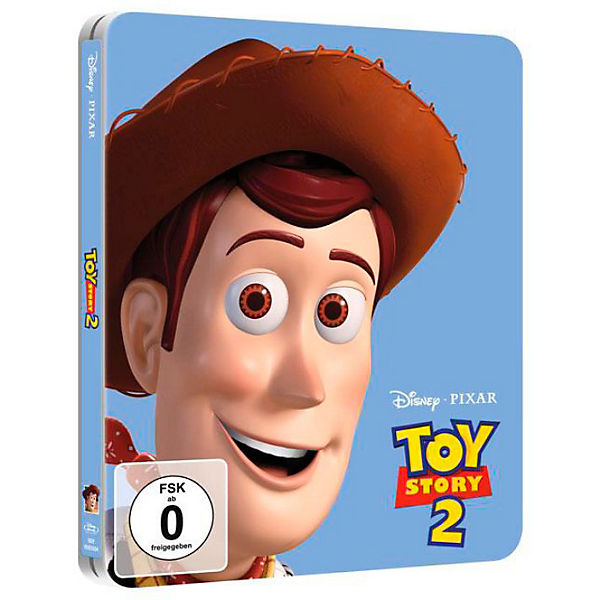 BLU-RAY Disney's - Toy Story 2 (Steelbook)