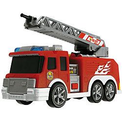 DICKIE Пожарная машина функциональная, 15 см., свет, звук, вода