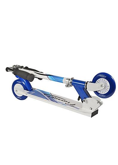 Scooter 120 blau