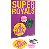 Super Buttons Royals