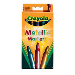 Набор из 5 маркеров-металлик, Crayola