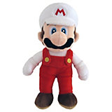 Nintendo Plüschfigur Fire Mario 21cm
