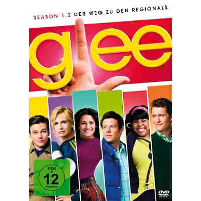 DVD Glee - Season 2.1