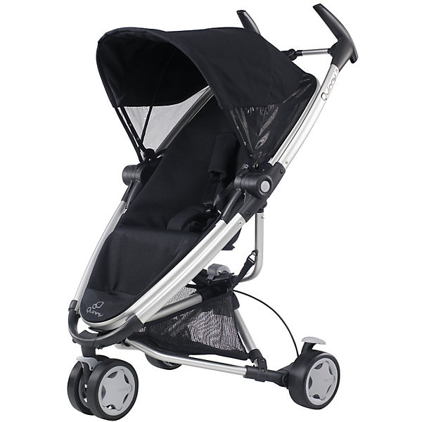 Buggy Zapp Xtra, Rocking Black, 2016