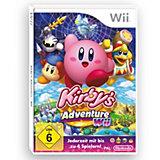 Wii Kirby`s Adventure
